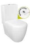Creavit GRANDE WC+Bidet 2v1