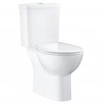 Grohe BAU CERAMIC kombi WC Rimless 3v1 zadný odpad