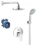 Grohe EUROSMART COSMOPOLITAN sprchový set