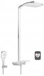 Hansa EMOTION WELLFIT sprchový set s termostatickou batériou biela