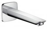 Hansgrohe LOGIS vaňový výtok 19,5 cm