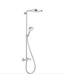 Hansgrohe RAINDANCE SELECT SHOWERPIPE S 240 sprchový set biela/chróm 27129400