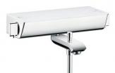 Hansgrohe ECOSTAT SELECT termostatická vaňová batéria biela/chróm