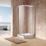 Aquatek HOLIDAY A4 štvorcový sprchovací kút 80 alebo 90 cm