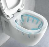 Ideal Standard CONNECT RIMLESS WC bez splachovacieho kruhu