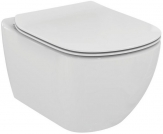 Ideal Standard TESI WC misa závesná Rimless + sedátko SoftClose