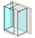 Jika PURE obdĺžnikový sprchový kút walk-in 120/130/140 cm