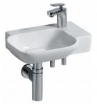 Geberit MYDAY umývadlo keramické 40 cm ľavé/pravé