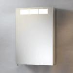 Keuco ROYAL T1 zrkadlová skrinka jednokrídlová, pánty vľavo 12601171211