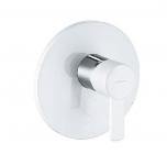 Kludi ZENTA sprchová podomietková batéria biela/chróm