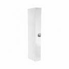 Kolo TWINS bočná skrinka vysoká výsuvná biela lesklá 88463