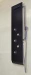 Aquatek KUBA hydromasážny panel s mechanickou alebo termostatickou batériou