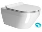 KUBE WC misa závesná Swirlflush ExtraGlaze