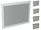 LARGO zrkadlo vo farebnom ráme 70x90 cm