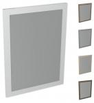 LARGO zrkadlo vo farebnom ráme 60x80 cm