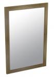 LARITA zrkadlo 50 cm, dub graphite