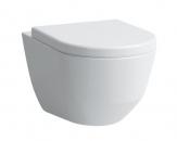 Laufen PRO WC závesné rimless compact, 820965