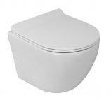 Lavita SOGO WC misa závesná Rimless + Slim sedátko SoftClose