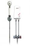 Topmax LINDI prietokový ohrievač so sprchou 4,5kW