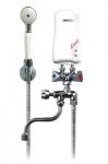 Topmax LINDI prietokový ohrievač s batériou a sprchou 4,5kW