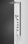 Roltechnik LUCE KVADRO hydromasážny panel termostatický