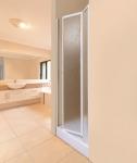 Aquatek LUX B6 sklápacie dvere 60 - 90 cm
