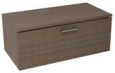 MAKALA skrinka s vrchnou doskou 90 cm borovica rustik