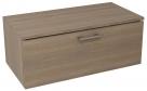 MAKALA skrinka s vrchnou doskou 90 cm orech bruno