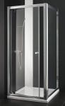 Aquatek MASTER F1 sprchová stena chróm 70-100 cm