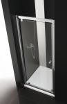 Aquatek MASTER B1 CHROM otváracie čelné dvere 80, 85, 90, 95, 100 cm