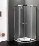 Aquatek MASTER S7 štvrťkruhový sprchovací kút 90 cm