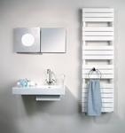 Purmo kúpeľňový radiátor MUNA s výškou 203 cm biely