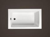Santech nízka plytká vaňa ONE 120/130/140 x 72,5 cm