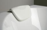 Roltechnik podhlavník P01 biely