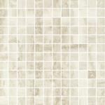 Paradyz AMICHE BEIGE lesklá mozaika 30x30 cm krémová