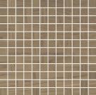 Paradyz AMICHE BROWN lesklá mozaika 30x30 cm hnedá