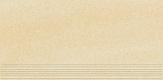 Paradyz ARKESIA BROWN satyna schodovka 60x30 cm hnedá