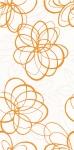 Paradyz VIVIDA GIALLO lesklý obklad 30x60 cm oranžová