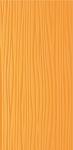 Paradyz VIVIDA GIALLO štrukturovaný obklad 30x60 cm oranžový