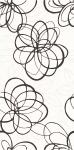 Paradyz VIVIDA NERO lesklý obklad 30x60 cm čierna