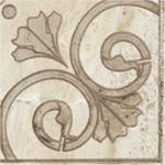 Paradyz PAVI BEIGE matný rohožník 8x8 cm béžová