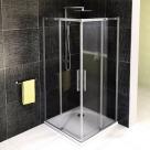 Polysan ALTIS LINE štvorcový sprchový kút 90/100 cm