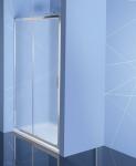 Polysan EASY LINE sprchové dvere 110-120 cm sklo Brick