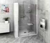 Polysan FORTIS LINE sprchové dvere do niky 80-100-120 cm