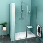 Polysan ZOOM LINE sprchové dvere 100/110/120/130/140/150 cm