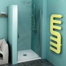 Polysan ZOOM LINE sprchové dvere 80/90 cm