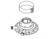 Protherm adaptér na dymovody priemer 80/125 mm kondenz. A25K