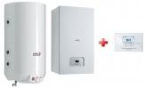 Protherm GEPARD CONDENS 12 MKO / 25 MKO plynový kotol + zásobnílk WE100ME 100 l +termostat