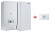 Protherm GEPARD CONDENS 12 MKO / 25 MKO plynový kotol +zásobník B60Z 60 l bočný +termostat