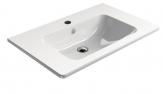 PURA keramické umývadlo 80 cm, jeden otvor, ExtraGlaze